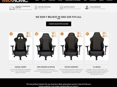 Need for Seat (Magento 2)