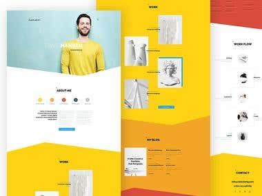 CV / Resume Designs