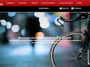 D'amour Vélo
