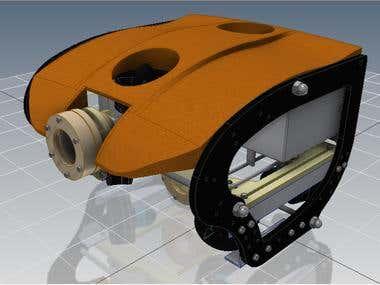 ROV 3D Modeling
