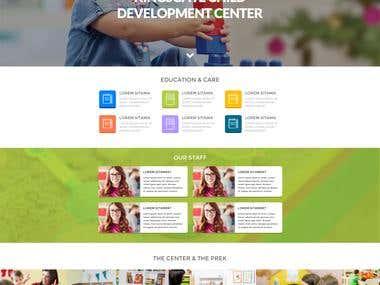 Web Design & Responsive HTML