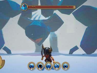 Viking Boss Battle | Jam