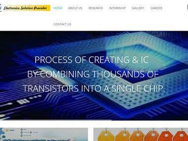 ARech Labs Website