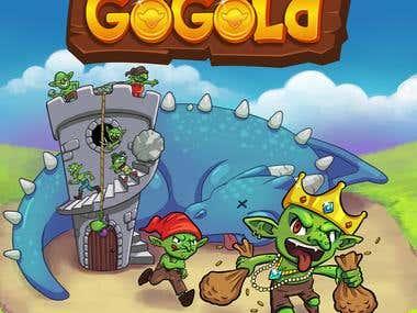 Board Game GoGold