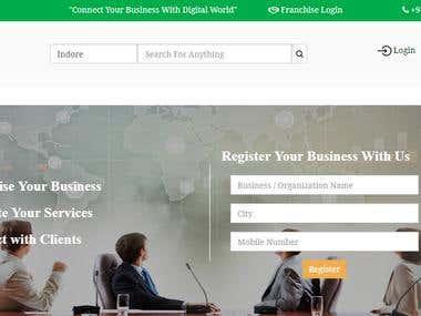Business Listing Portal - Advert Inn