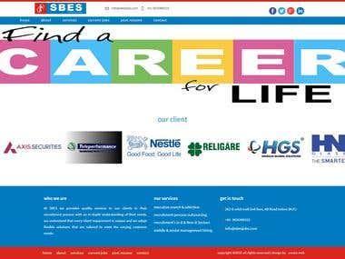 Job / Consultancy Site/ Portal