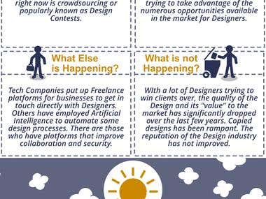 Mission and Vision Infographics