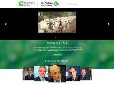 Latin America Conservation Council (LACC)