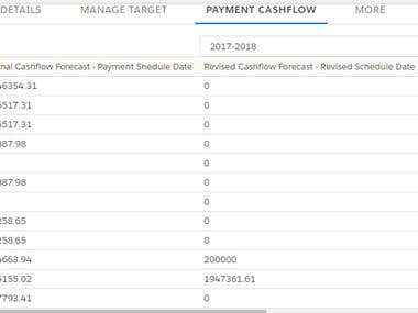Payment Cashflow Management Matrix