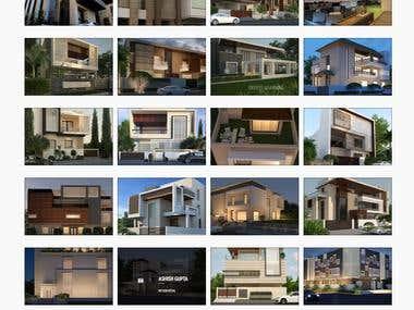 laravel Architect Portfolio