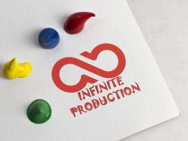 Logo for Infinite Production