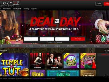 Lucky 247 - Online Casino