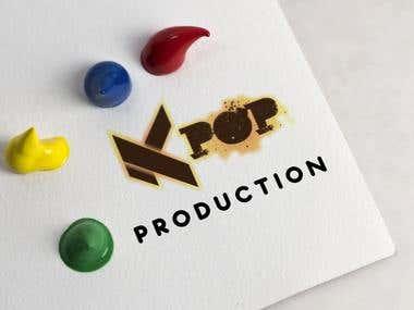 Logo for K-Pop Production