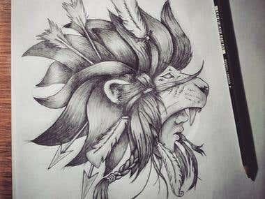 Dibujo propio