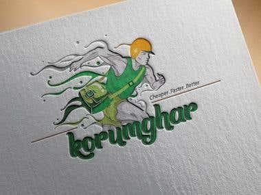 Korumghar Logo