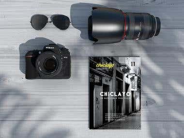 Chiclayo / identidad visual