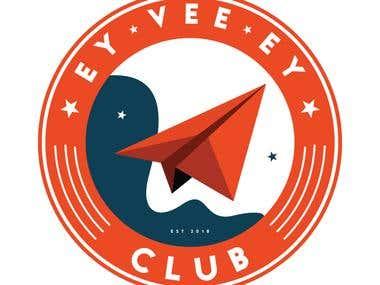 Badge Design - Aviation Club