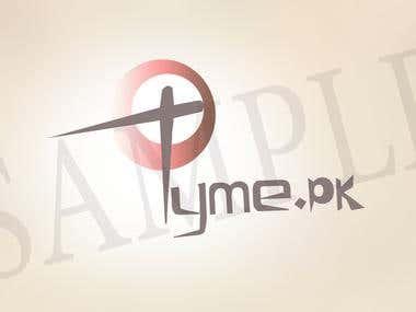 Tyme Logo Design