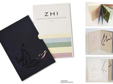 Packaging and Booklet Indesigns
