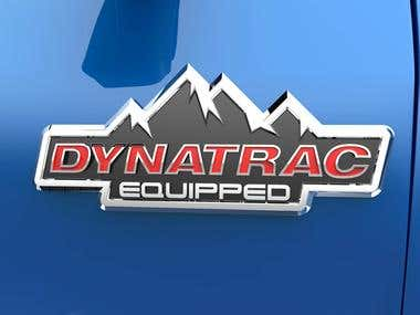 Logo / Emblem Design for Off road Truck Company
