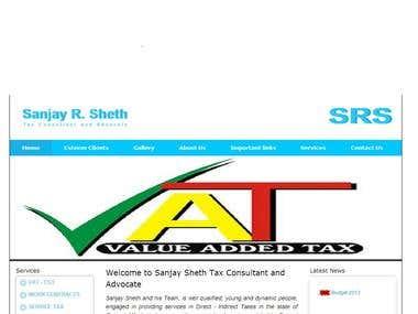sanjay r sheth