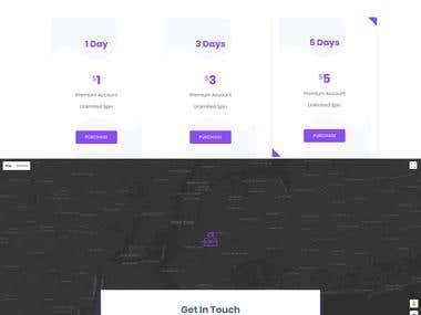 Gabazi Website
