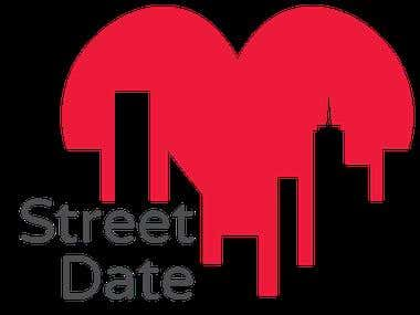 street date dating application