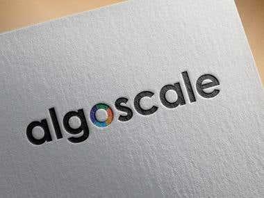 Algoscale Logo