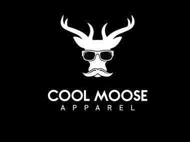 Logo Design - Cool Moose