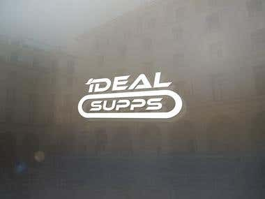 IDEAL SUPPS Logo