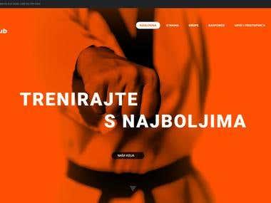 Web site - http://activ-taekwondo.hr