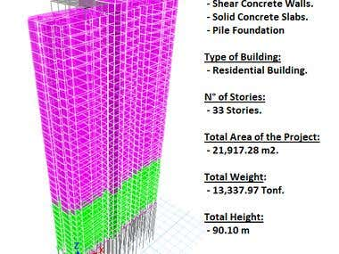 Structural Modeling with ETABS