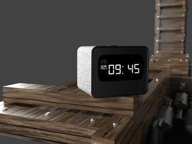 Digital clock | Army edition