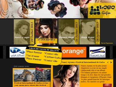 web site ( tFESTIVAL INTERNATIONAL GAFSA )