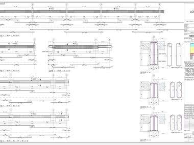 Concrete Structure Plans