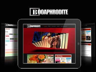 Boo Aphrodite - Premium Magazine Wordpress Themes