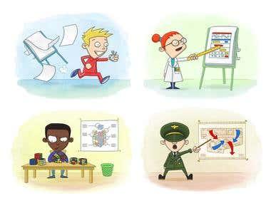 Project Management Cartoons