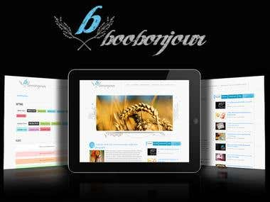 Boo Bonjour - Premium Magazine Wordpress Themes