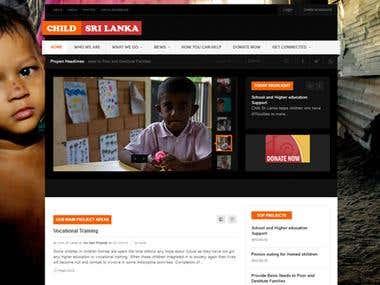 NGO web site