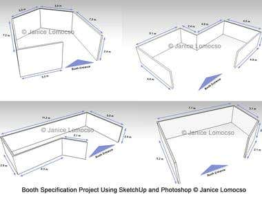 Booth Specification Project