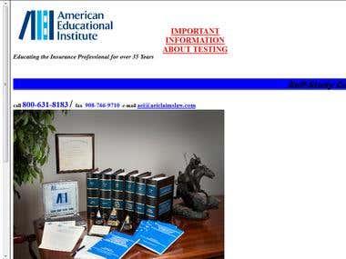 American Education Website
