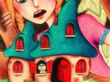 children`s book illustrations