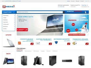 2Media Shop online