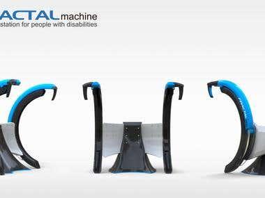 Fractal machine