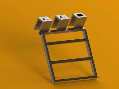 Crate slider