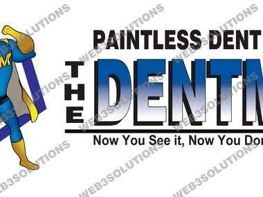 Dentman Logo Re-design