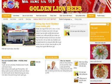 Golden Lion Site