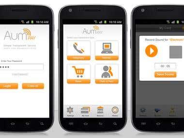 AUM Pay App