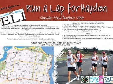 Poster - Local Fundraising Event