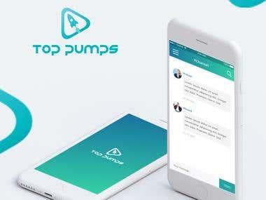TipPump app UI / UX